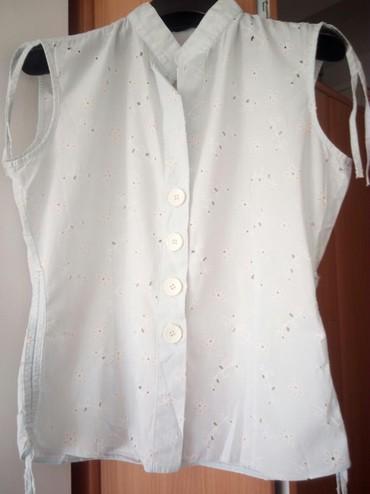 Košulje i bluze | Cacak: Veoma lepa,retro košuljica bez rukava. Marka Ps, veličina 40. Boja