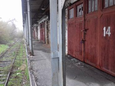 Продаю складские помещения 1850 м2 при ж/д Карабалта в Кара-Балта
