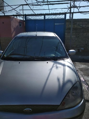 Ford Kürdəmirda: Ford Focus 1.6 l. 2004 | 35396859 km