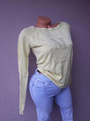 Košulje i bluze | Prokuplje: Končana bluza kao nova bez oštećenja  Velicina S/M ima elastina