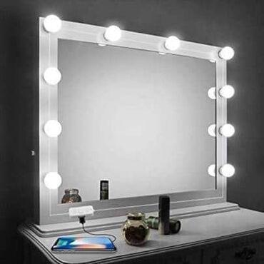 Rasveta | Paracin: PONOVO DOSTUPNO Led dekorativne lampe za ogledalo Holivud stil