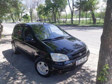 Hyundai Getz 1.4 л. 2005 | 220000 км