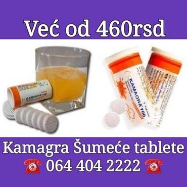 Kamagra Šumeće Tablete za potenciju - Belgrade