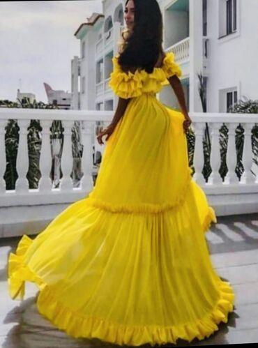 detskaya obuv s vysokim bertsem в Азербайджан: Платье Свободного кроя Angelina XXL