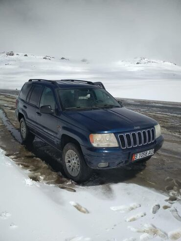 jeep liberty в Кыргызстан: Jeep Grand Cherokee 2.7 л. 2003   225000 км