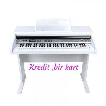 Elektron pianino - Azərbaycan: Pianino, elektron5 oktava həcmində61 klavislePianino dərsinə gedənlər
