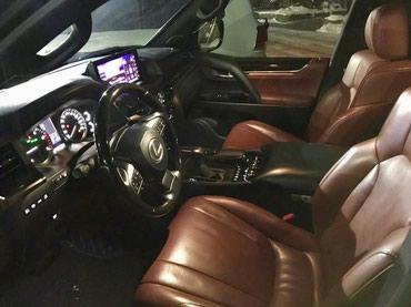 Lexus LX 570 2016 г. в идеальном состоянии без вложений в Бишкек
