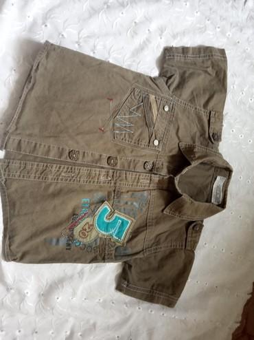 детская джинсовая рубашка в Азербайджан: Рубашка на 2-2,5 года