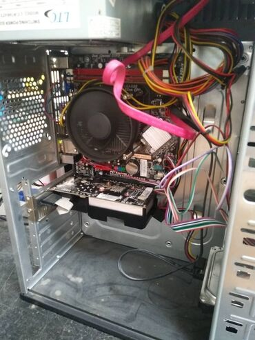 Комп Core i3: i3 3240, Biostar H61, DDR3 4Gb, HDD Toshiba 500Gb sata3