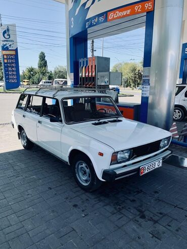проба в Кыргызстан: ВАЗ (ЛАДА) 2104 1.5 л. 1988 | 110000 км