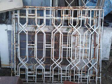 Цены на решетки на окна - Кыргызстан: Двери | Входные | Деревянные | Бесплатный выезд