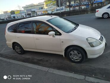 стрим хонда в Кыргызстан: Honda Stream 1.7 л. 2003 | 177000 км