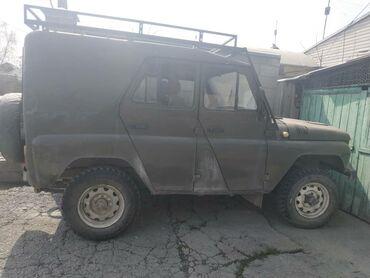UAZ - Бишкек: UAZ 469 2.4 л. 1988 | 25000 км