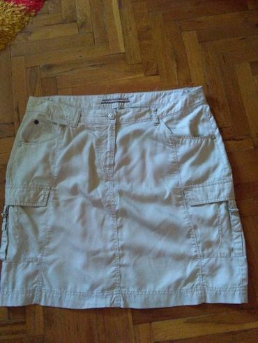 Suknja za krupnije dame,bez boja pa se moze kompletirati sa ovom - Sombor