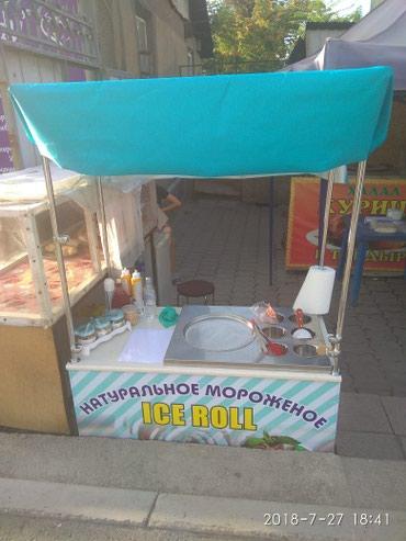 Срочно продаю фризер для ролл мороженого по дешёвой цене в Бишкек