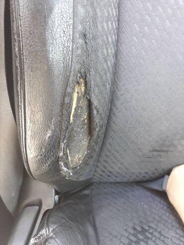 реставрация сиденья авто в Кыргызстан: Ремонт и реставрация авто сидения на фото до и после реставрации Хонда