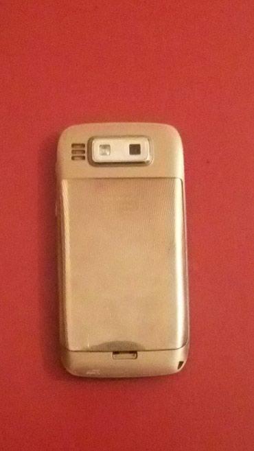 Bakı şəhərində Nokia e 72 xarabdi nese zaryadkadandi ve ya adapterden , wekil cekir