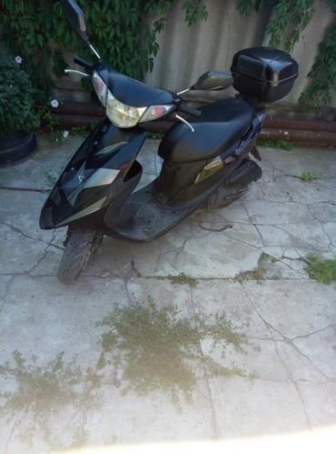 мотоблок продам в Кыргызстан: Продам скутер Suzuki 2006года в отличном состоянии  50 кубиков  есть с