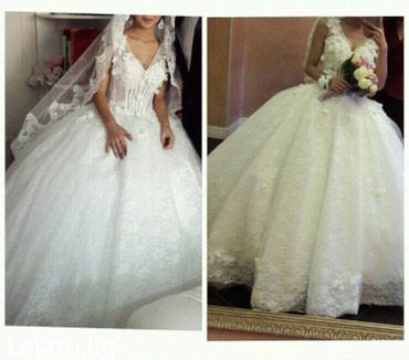 Девочки продаю свое свадебное платье в Бишкек