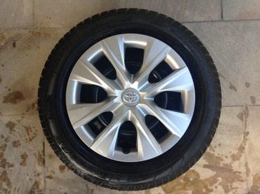 диски садор в Азербайджан: Продаю оригинальные диски. R15 от ( Toyota corolla ) + 4 штук колпаки