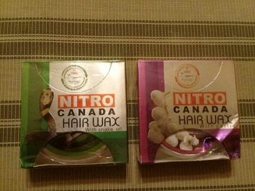 Воск для укладки волос в Bakı