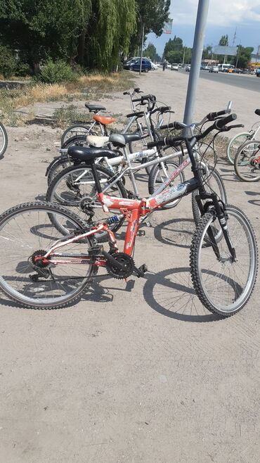 Привозные Корейские велосипеды из Кореи