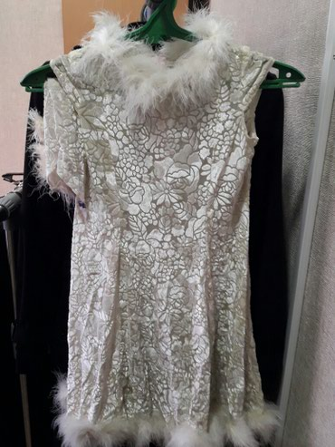 Платье праздничное.Снизу одевается юбка. в Бишкек
