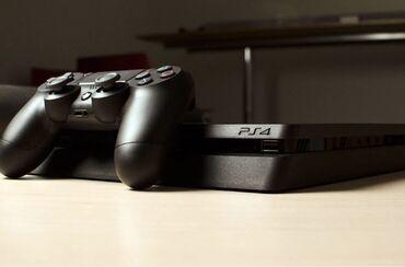 Playstation 4 silim iki pult iki oyun var kabillər qaydasında heç bir