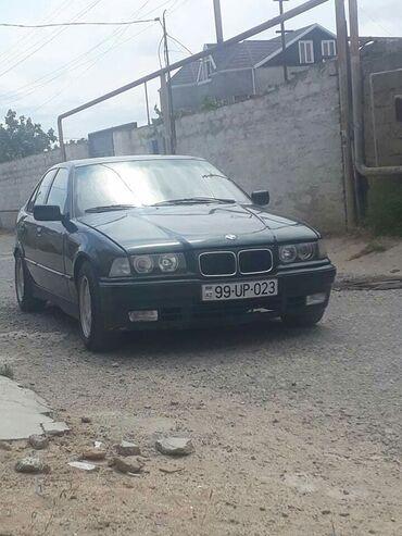 bmw m5 - Azərbaycan: BMW M5 2 l. 1992 | 384560 km