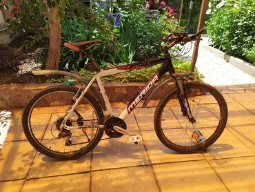 Продаю велосипед Merida,рама20,колёса26,трансмиссия3/8 ободные
