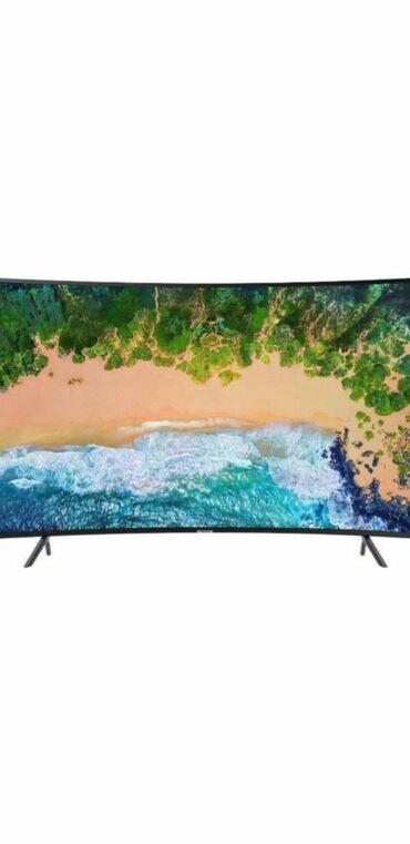 "Телевизоры - 55"" - Бишкек: Продаю плазменный телевизор samsung ue55nu7300uxce"
