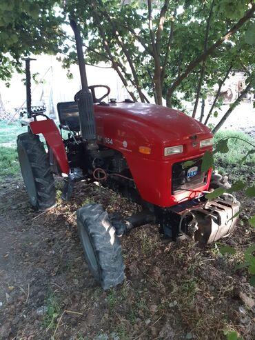 traktor-mtz82 - Azərbaycan: Traktor 2007 ci ilindi az istifade olunub. problemi yoxdur. qiymetde