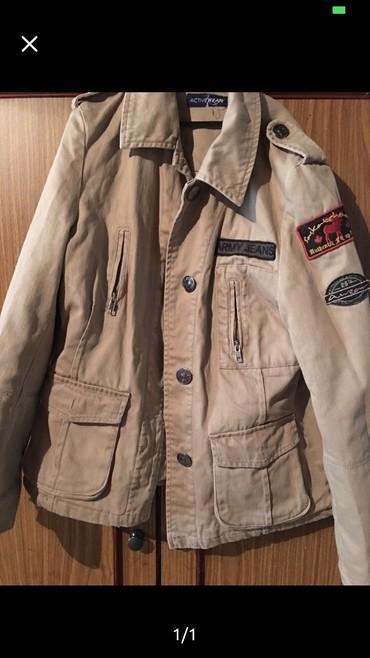 Шикарная теплая курточка в военном стиле на размер 48-50. Мне большое