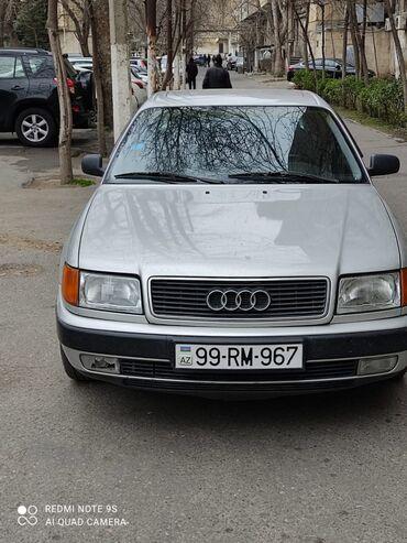 audi 80 1 8 quattro - Azərbaycan: Audi 100 2.4 l. 1994 | 250000 km