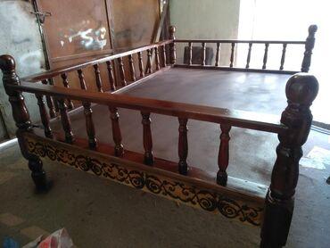 Садовая мебель в Кыргызстан: Тапчан из лиственницы. Окончательно 10 тысяч сом. Срочно