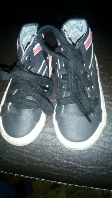 Dečije Cipele i Čizme - Velika Plana: Ciciban kožne patikice, bukvalno kao nove. Prelepo stoje, vidi se na