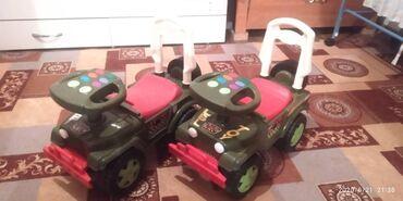 Другие товары для детей в Нарын: Машина детские каждый по 600 с