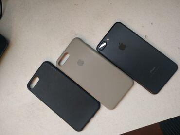 айфон 7 цена in Кыргызстан   APPLE IPHONE: IPhone 7 Plus   128 ГБ   Черный