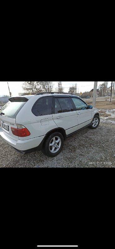 x5 в Кыргызстан: BMW X5 2000