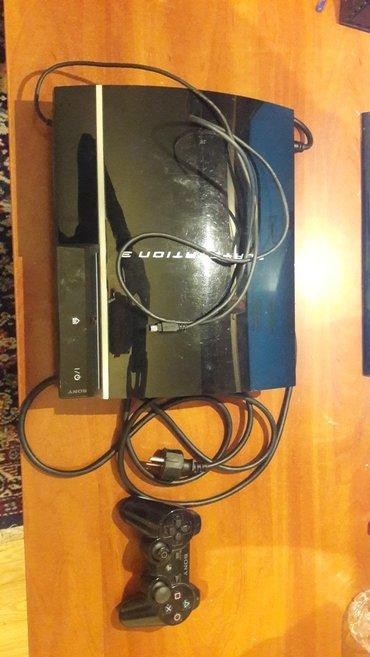 ΚΟΝΣΟΛΑ playstation 3, 500gb με 1 γνησιο τηλεχειριστηριο και φορτιστη. в Chalandri