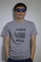 Футболка мужская g-star raw оригинал в Бишкек