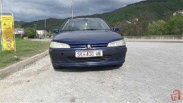 Peugeot 406 1.6 l. 1998 | 250000 km