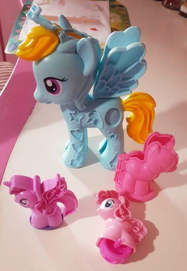 Play station 2 - Srbija: PLAY DOH setovi - My little pony - moj mali poni play - doh modle za