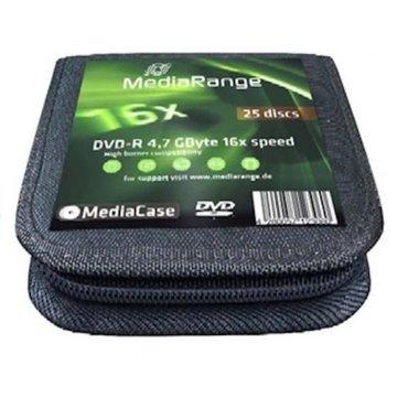 Elektronika - Boljevac: Mediarange dvd-r 4. 7gb 16x (25 komada) +gratis torbica! ~ ~ ~ akcija