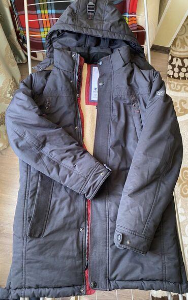 Куртка мужская 48 размер. Марка Greezlyforce. Очень тёплая . Ниже