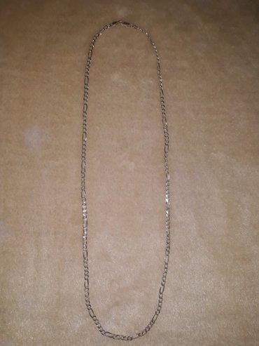 Ženska ogrlica srebro 925, nenošena - Krusevac