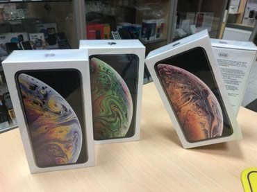 Brand New and Original Apple IPhone XS Max Unlocked for all GSM σε Central Greece