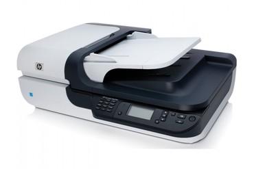 Skanerlər Azərbaycanda: HP Scanjet N6350 (L2703A) Networked Document Flatbed Scanner / (ADF)