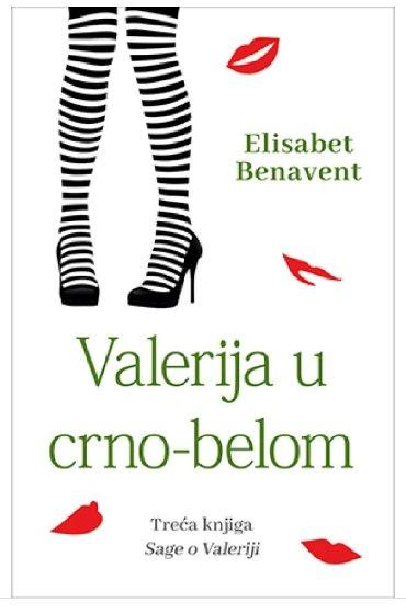 VALERIJA U CRNO -BELOM
