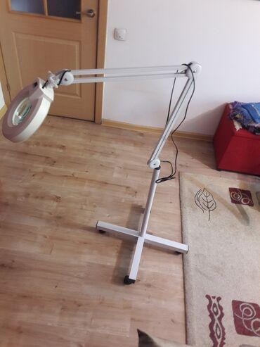 Медицинская увеличительная лампа. Нет лампы, поэтому низкая цена. По в